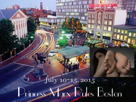 Princess Marx Rules Boston July 2015