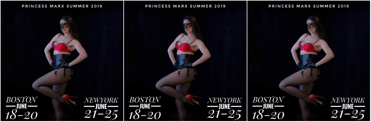 BOSTON June 18-20, NEW YORK CITY June 21-25 + PROVINCETOWN + HANOVER, NH