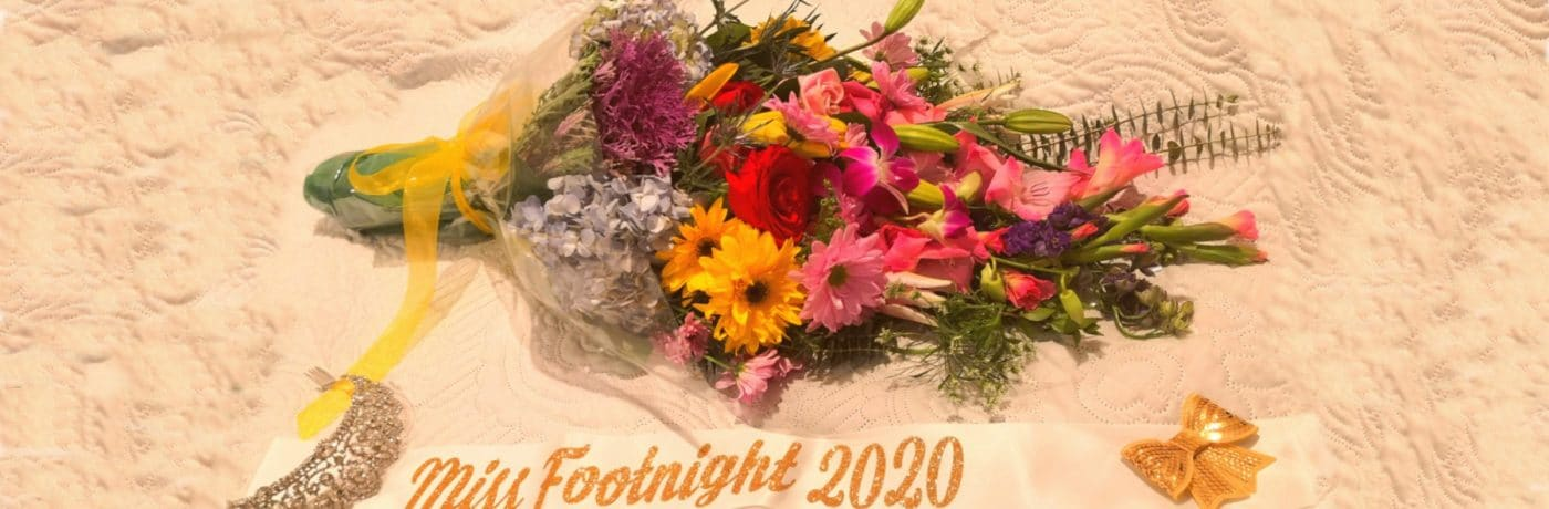 Thank you so much for choosing Me as your Miss Footnight International 2020!